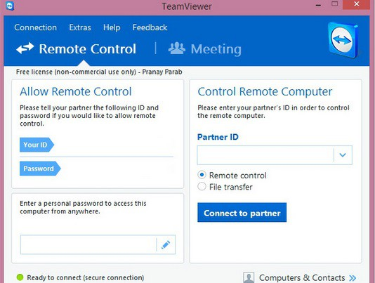 How to control your computer remotely from your phone or tablet