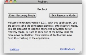 How to get out of Recovery mode in iPhone runs on iOS7, iOS 8 and iPad