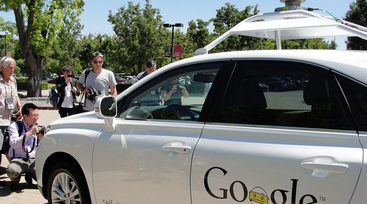 Self-driving car of Google will be coming in the market within five years