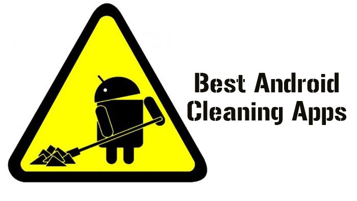 best android cleaning apps