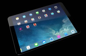 iPad Pro to feature an interesting stylus?