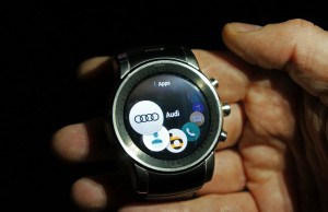 LG webOS smartwatch, the best wearable of CES 2015?