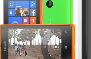 A new WP 8.1 mid-ranger: Microsoft Lumia 532 makes its debut