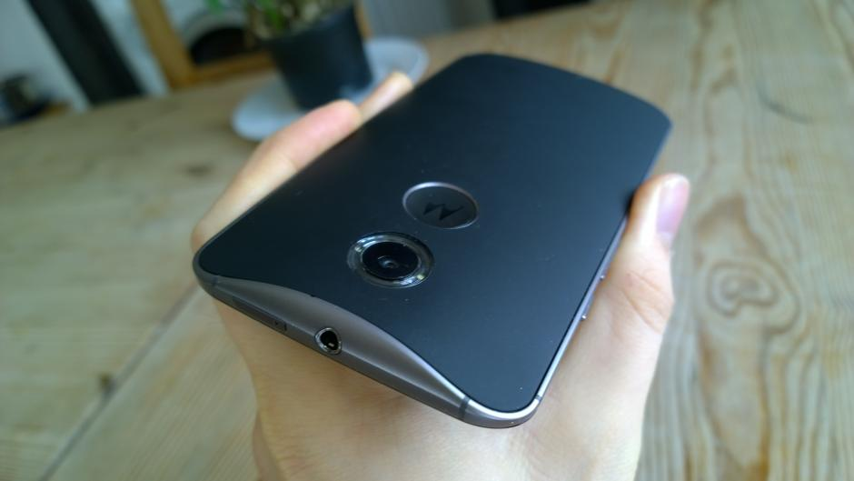 nexus 6 fingerprint scanner