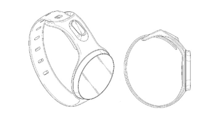 samsung round smartwatch