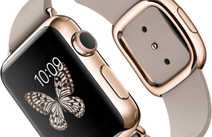 Apple Watch Edition models will be kept in a special safe