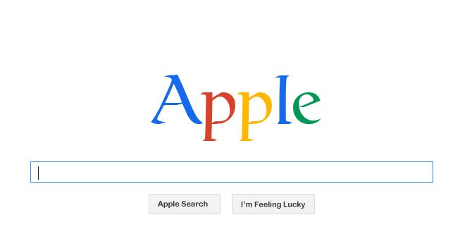 apple search rumors