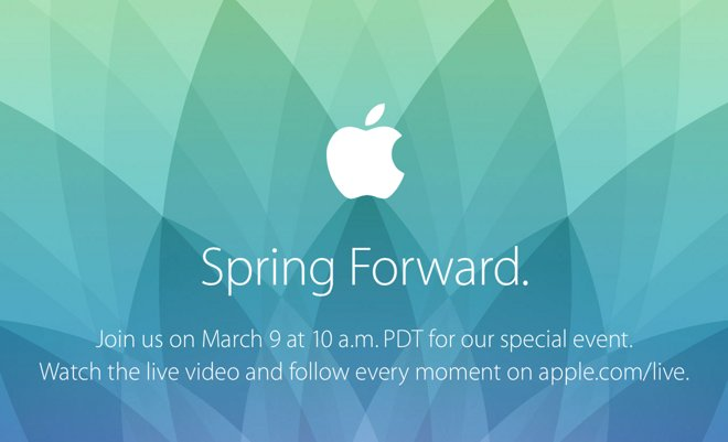 apple special event march 9