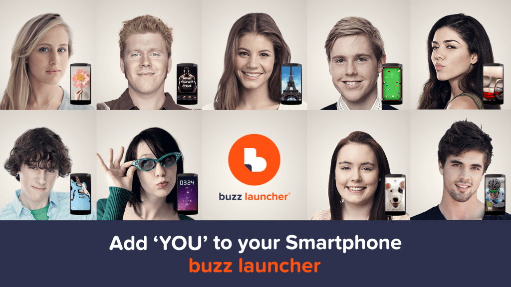 buzz launcher play store