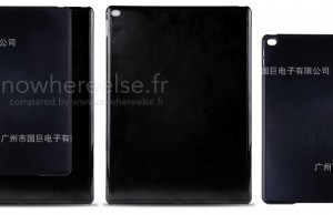 Apple's iPad Plus, confirmed by leaked pics with the case!