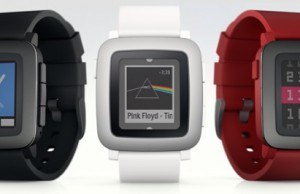 The new Pebble Time, now available on Kickstarter!