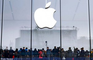 Apple is now the world's top smartphone vendor!