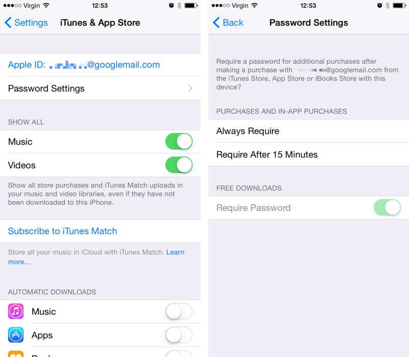 iOS-8.3-Beta-iTunes-and-App-Store-Password-settings