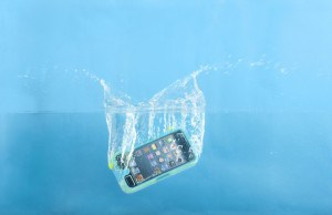 Could we see a waterproof iPhone in the near future?