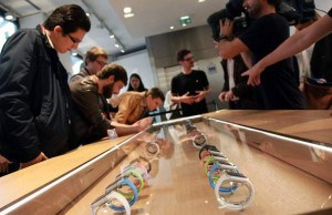 Apple Watch sales are 'going great', according to Tim Cook