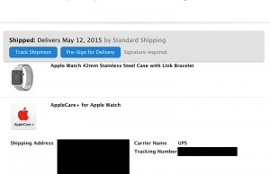 Apple Watch with Link Bracelets Began Shipping to Customers