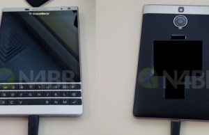 The unannounced BlackBerry Oslo appears online!