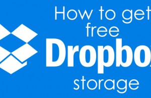 How To Get Free Dropbox Storage For All Your Files