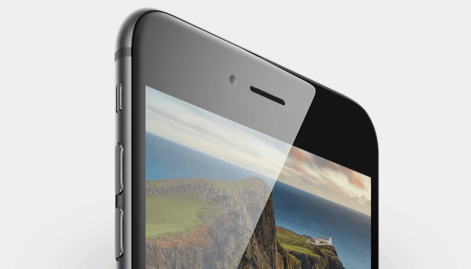 iPhone 6 Retina display