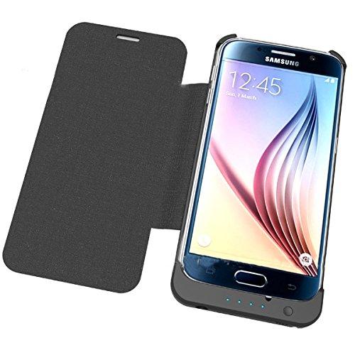 Flip Galaxy S6 Battery Case