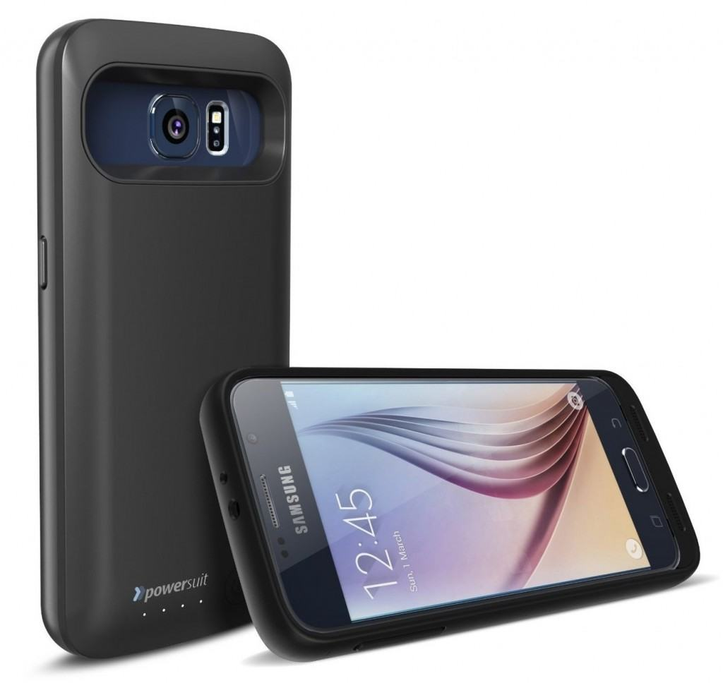 PowerSuite Galaxy S6 Case
