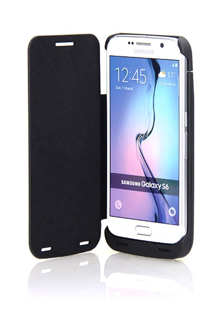 Roger 4200 mAh Samsung Galaxy S6 Battery Case