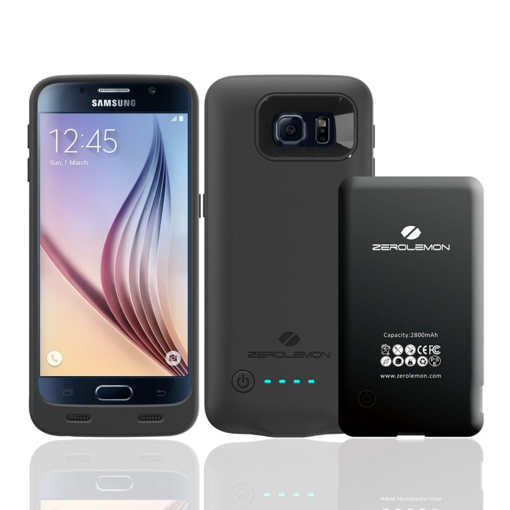ZeroLemon Battery Case