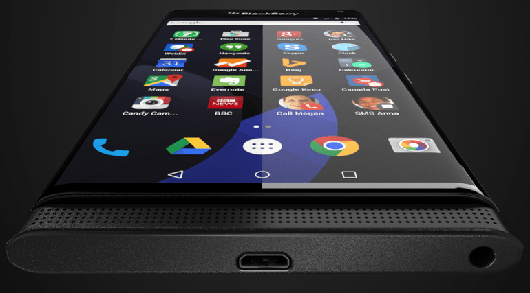 blackberry venice render