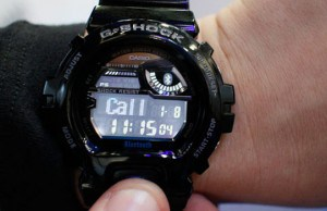 How would you like a Casio smartwatch?