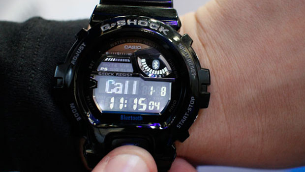 casio smartwatch rumors