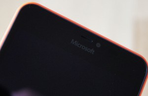 Rumors are pointing to a front-facing flash on a Microsoft Lumia