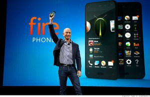 The Amazon Fire Phone will finally be discontinued