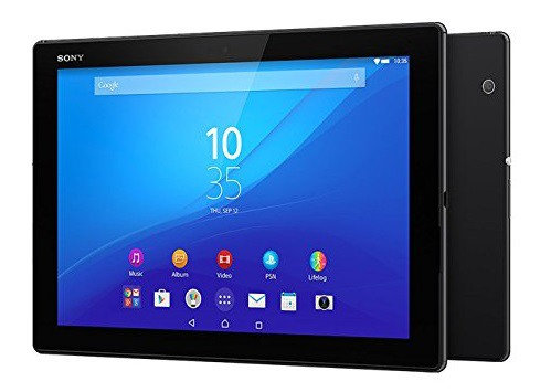 sony xperia z4 tablet black