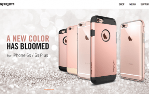 The new Rose Gold iPhone, confirmed by a case maker