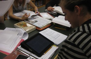 Best Use of Tablets in Universities