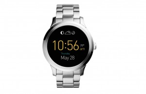 Q Founder is the first Fossil smartwatch and it's coming this month