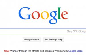 'OK Google' is no longer available on desktops