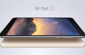 Xiaomi Mi Pad 2, a tablet able to run Android and Windows 10
