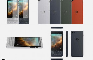 Could the BlackBerry Vienna be more than just a rumor?