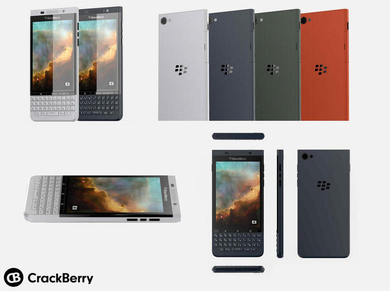 blackberry vienna leak