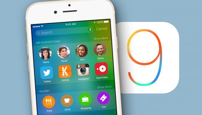 ios 9 adoption rate reaches 66 percent
