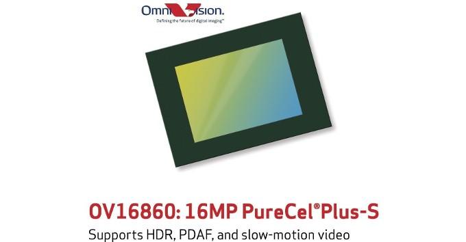 omnivision sensor