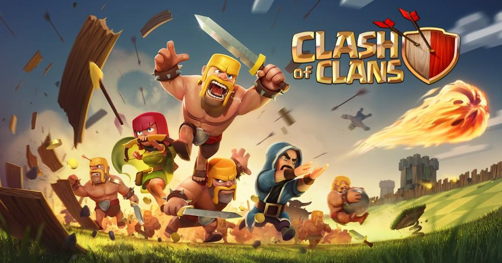 how to play clash of clans
