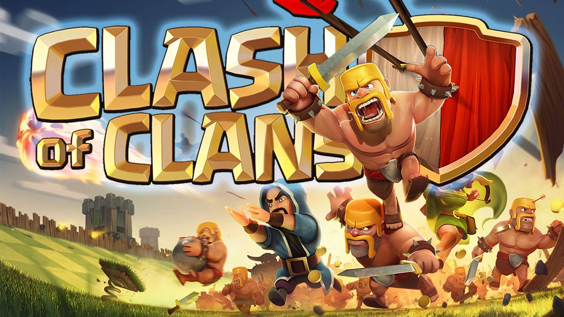 Clash Of Clans Apk On Pc