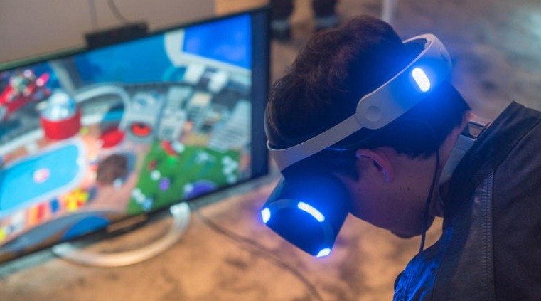 PlayStation VR-The most anticipated VR set