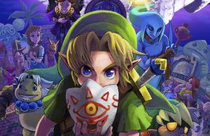 Nintendo- You Can't Play As Woman In The Legend Of Zelda