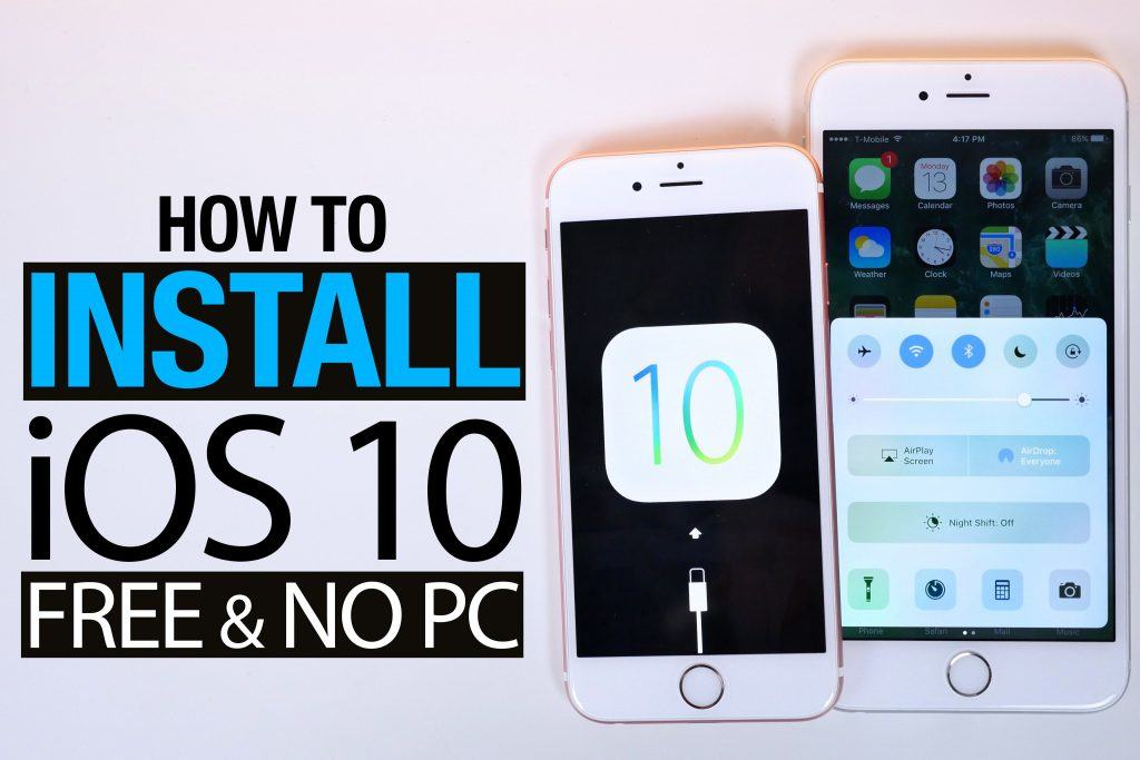 how to download iOS 10 beta