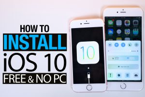 Download iOS 10 Beta for iPhone / iPad – iOS 10 Release Date