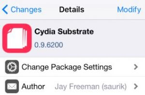 Cydia Substrate Updated for iOS 9.3.3 Jailbreak (Download)