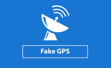 set fake gps on iPhone